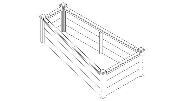 Superior Raised Bed Design 8