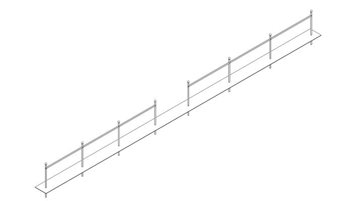 Step Over Support Frame Design for Apples