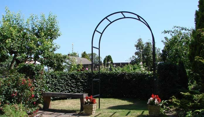 Roman Arch, Mr. McHutchison - Cambridge