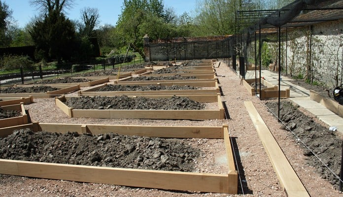 Building a Raised Bed on right