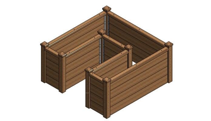 Superior Raised Bed Design 1