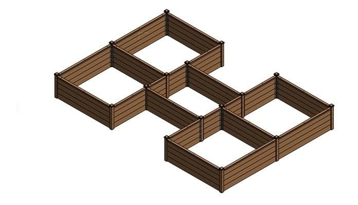 Superior Raised Bed Design 2