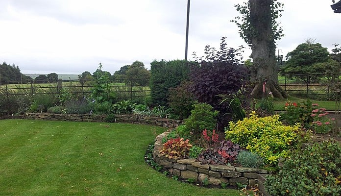 Garden Before Sept 2013