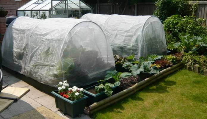 4ft x 8ft Standard Raised Beds, Mr Ricketts - Cheshire
