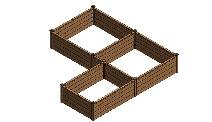 Superior Raised Bed Design 3