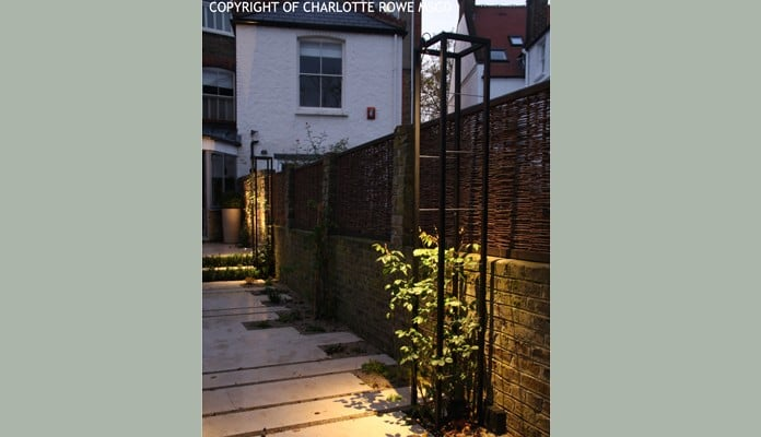 Contemporary Growing Frames Evening, Charlotte Rowe - Charlotte Rowe Garden Design