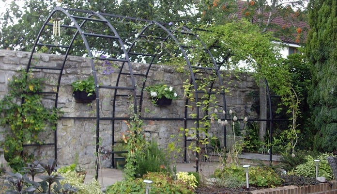 Bespoke Gothic Linked Arches, Mr Jamieson - Somerset