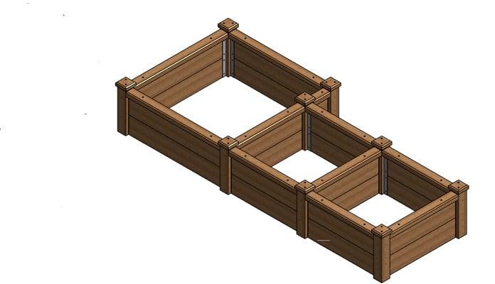 Superior Raised Bed Design 4