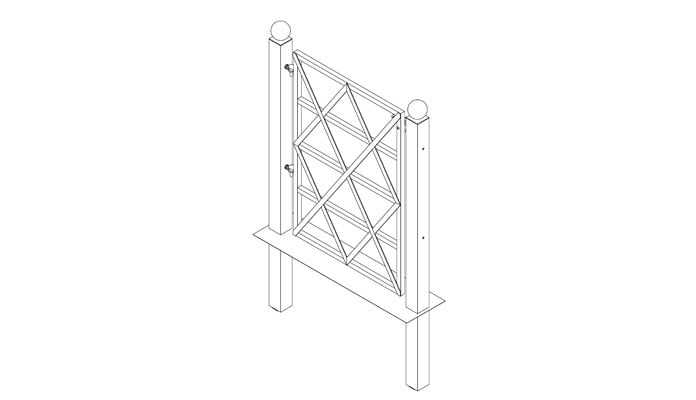 Single Gate Design