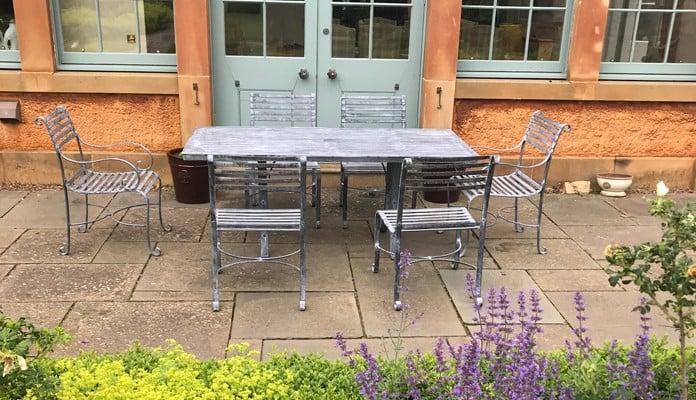 Southwold Rectangle Table Dining Set - Mr Johnston, East Lothian