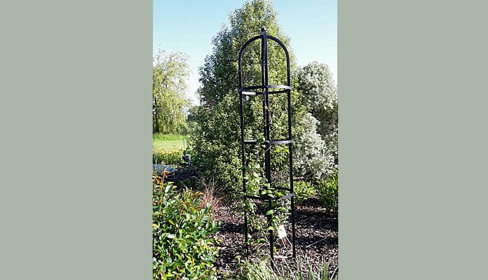 Steel Round Obelisk, Mrs Herbert - Suffolk