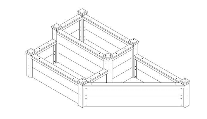 Superior Raised Bed Design 6