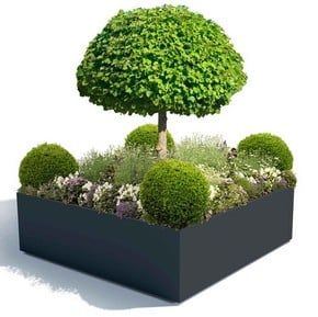 Bespoke Planters & Beds