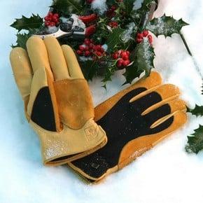 Festive Gardening Gloves