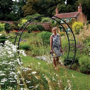 Garden Arches & Structures