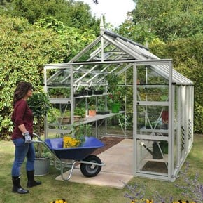 Greenhouses & Sowing