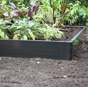 Plastic Raised Beds