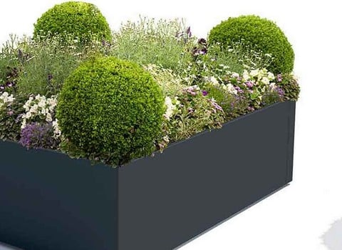 Bespoke Garden Planters & Landscape Beds