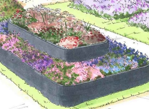 Bespoke Planters & Landscape Beds