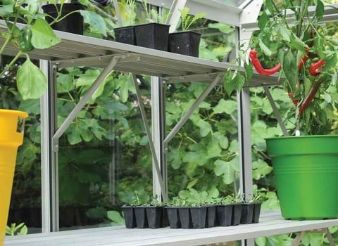 Greenhouse Staging & Shelving