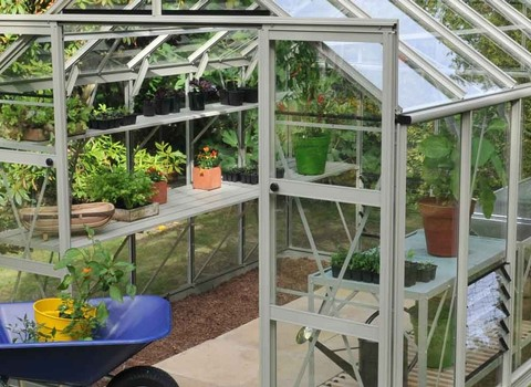 Greenhouses & Equipment
