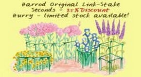 25% Off Link Stake Plant Supports
