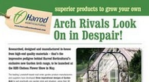 Arch Rivals Look On in Despair - May 2011