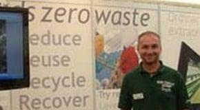 Composting at the Royal Norfolk Show