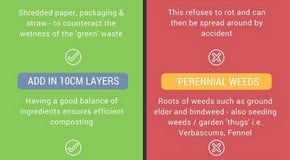 Composting Do's & Don'ts
