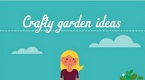 Crafty Garden Ideas - A Guide From Sainsbury's Bank