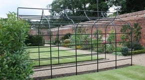 Garden Arches Link Harrod Horticultural and Hoveton Hall