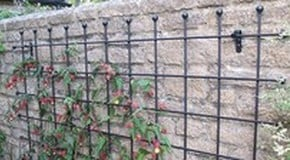 Garden Wall Trellis Panels