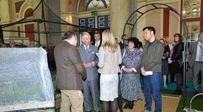 Harrod Horticultural's Royal Visit