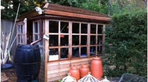 Kitchen Garden Blog - Retreat to the Potting Shed
