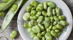 Peas, Beans and Cooking Apples