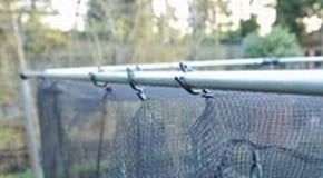 Protecting over-wintering crops