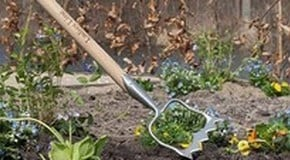 Weekly Kitchen Garden Blog - mulching the raised beds