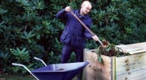 What can you put in a compost bin