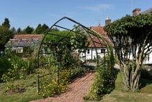 Gothic Garden Pergolas