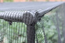Harrod Slot & Lock® Black Vegetable Cage (1.5m H)