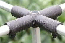 Harrod Slot & Lock® Vegetable Cage (1.5m H)