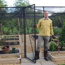 Additional Steel Fruit Cage Door Kit