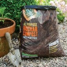 Carbon Gold BioChar All Purpose Compost