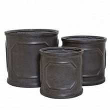 ClayFibre Cylinder Pot Planter