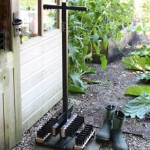 Country Garden Boot Wiper