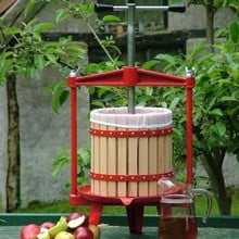 Cross-Beam Fruit Press (12 litre)