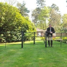 Estate Fencing & Optional Gate