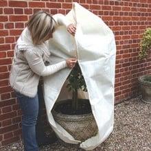Fleece Plant Jacket