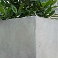 Fresco Large Rectangle Garden Planter (Set of 2)