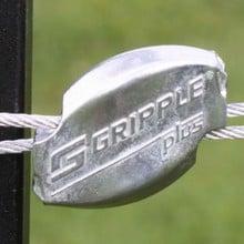Galvanised Steel Gripple (Medium) (pack of 10)